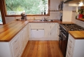 Medium Feature Grade Hardwood Benchtops