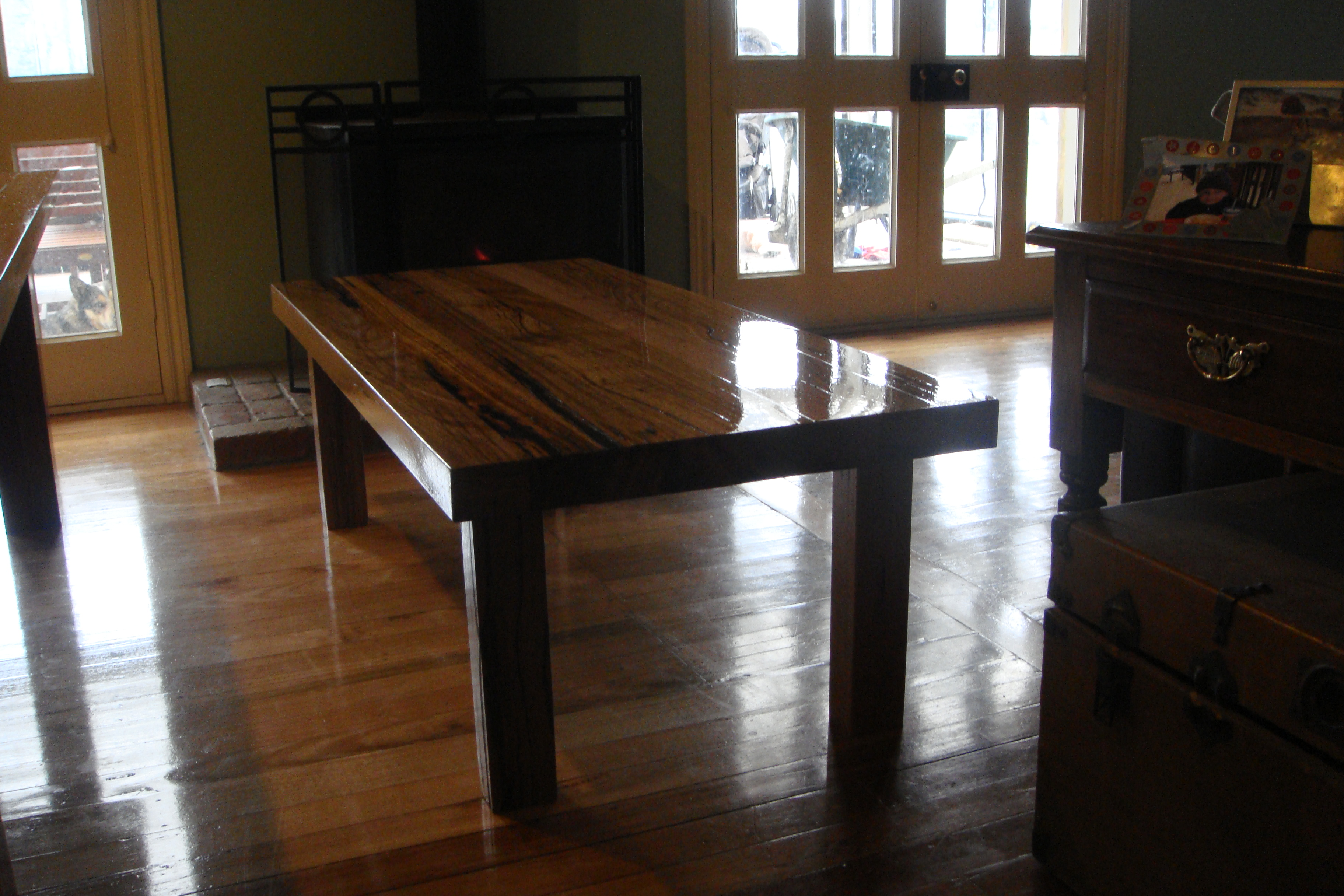 Coffee Table $1500.00